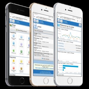 SelectLine mobil